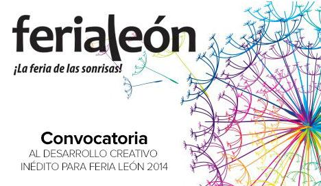 Convocatoria al desarrollo creativo para la Feria de León 2014